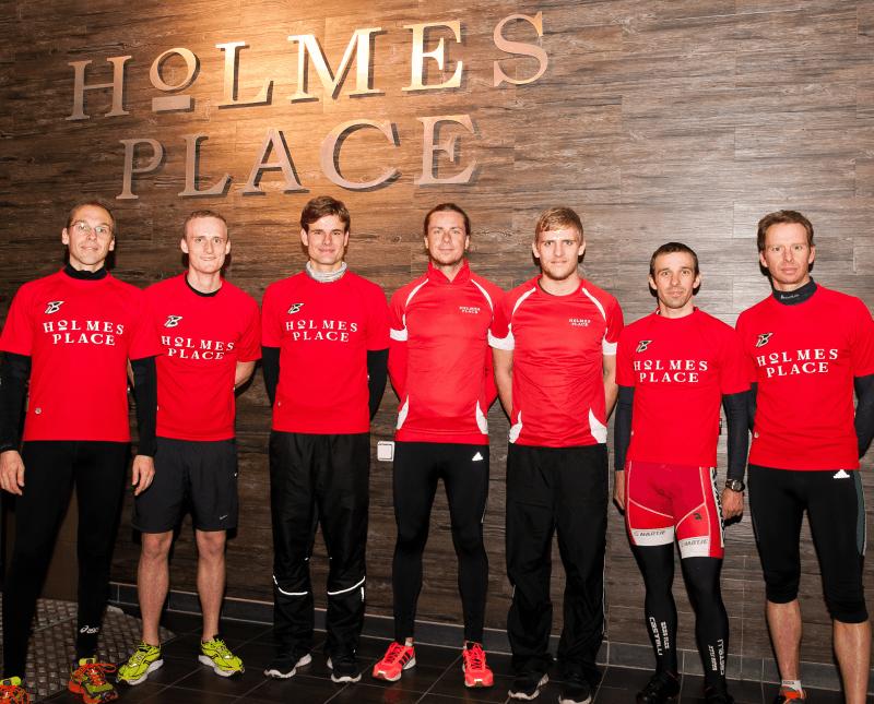 Holmes Place Neue Welt Running Club
